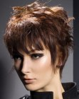 corte de cabelo curto – hairdo that lengthens the neck
