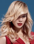 cabelo longo – long beach blonde hair